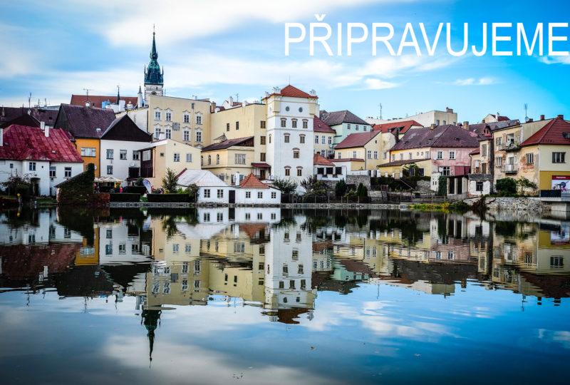 objev město Jindřichův Hradec
